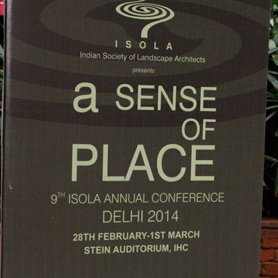 9th ISOLA ANNUAL CONFERENCE DELHI 2014