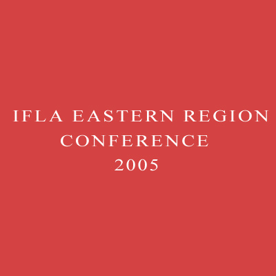 IFLA EASTERN REGION CONFERENCE PUNE 2005