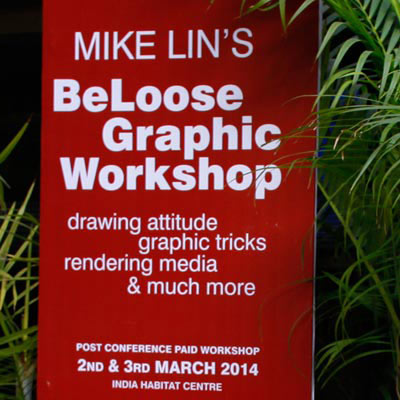 Be Loose Graphics Workshop by Mike Lin March 2014