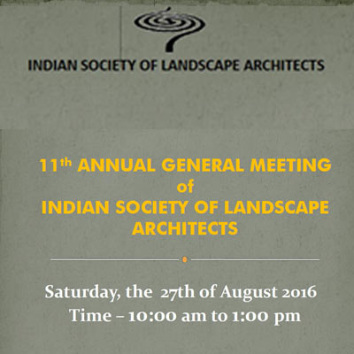 11th ISOLA Annual General Meeting<br> At GIDC Bhawan Ahmedabad