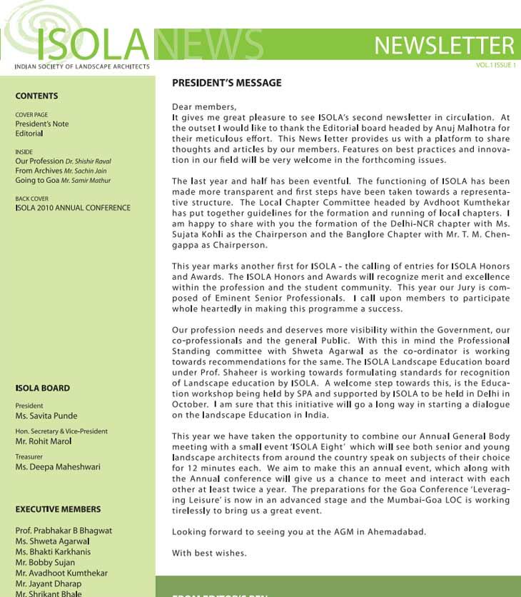 cover letter landscape architect