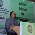 Conference on 'Architects and the Smart City Mission' , PHD Chambers of Commerce, Khel Gaon Marg, New Delhi <br>On: 11-12 April, 2016