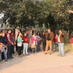 Delhi Walks <br> Humayuns Tomb Heritage - 2014-15