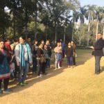 Walk Series<br> Lodhi Heritage Area - 2014-15