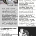 Inaugural SD Vaidya Memorial Series - Feb 2013 , Prabhadevi, Mumbai <br>On: 23 February, 2013