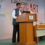 Landscape, Public Art & the City , IHC, New Delhi <br>On: 22 December, 2009