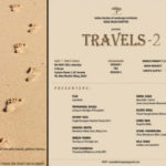 Pecha Kucha Sessions: Travels (2014) and Travels 2 (2015) , IIC, New Delhi <br>On: 18 December, 2014-9 May, 2015