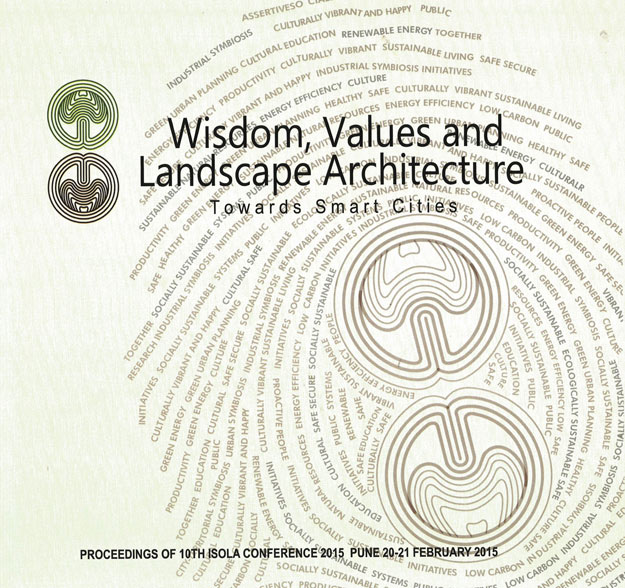 Wisdom, Values and Landscape Architecture