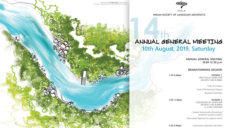 Past Events | INDIAN SOCIETY OF LANDSCAPE ARCHITECTS